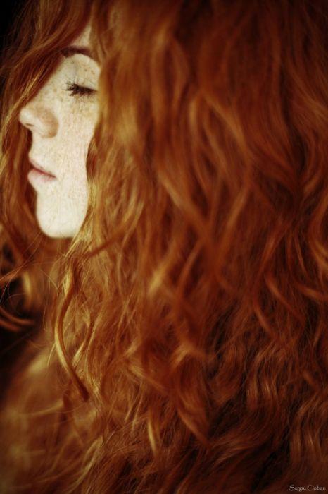 Beautiful Red Hair Girls (104 pics)