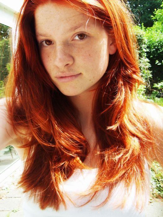 Beautiful Red Hair Girls 104 Pics
