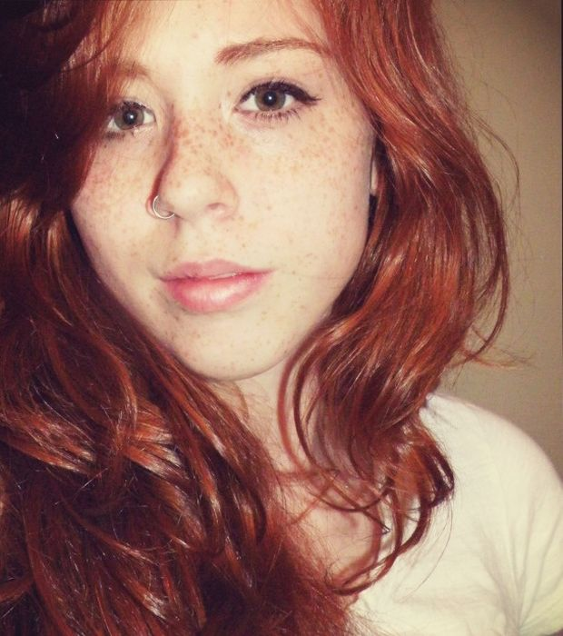 Beautiful Red Hair Girls (104 pics)