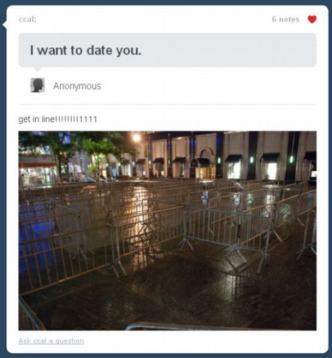 Sarcastic Tumblr Comment Replies (26 pics + 1 gif)