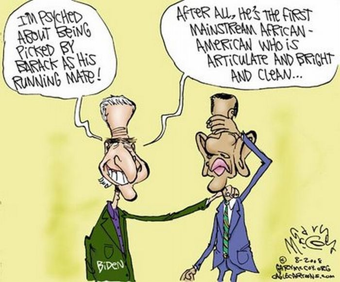 Funny Political Cartoons (40 pics)