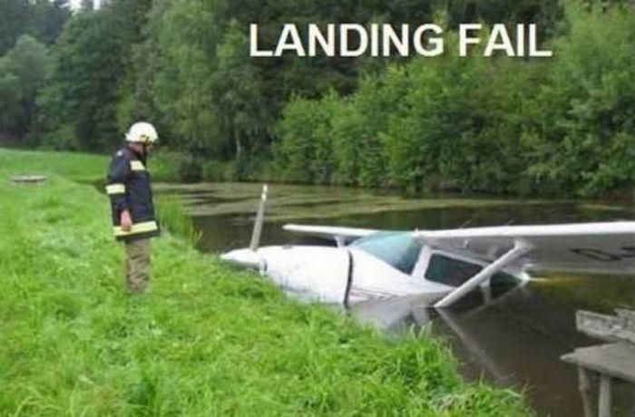 Landing Fails (23 pics)