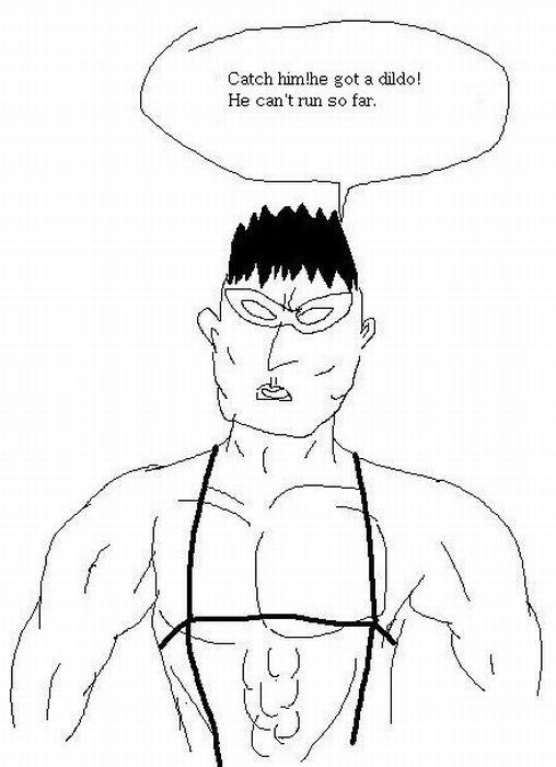 WTF Korean Comics (20 pics)