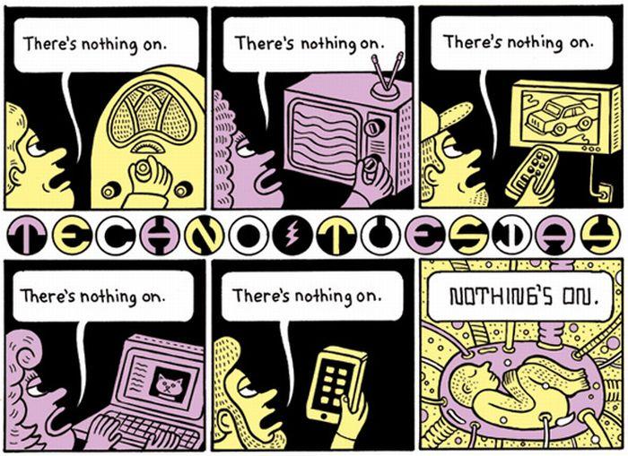 Techno Tuesday Comics (15 pics)