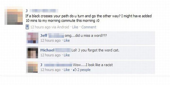 Embarrassing Facebook Status Updates (50 pics)