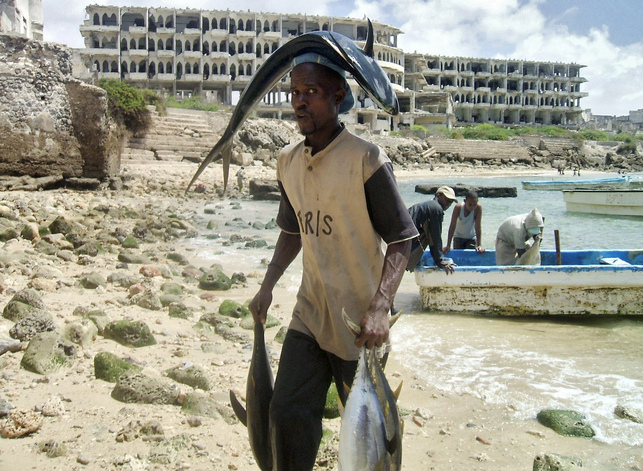 Fishers in Somalia (30 pics)
