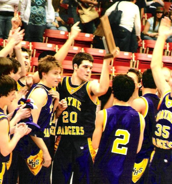 Porter Ellett Takes His Team to State Playoffs (13 pics)