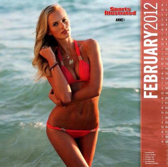 Sports Illustrated 2012 Swimsuit Calendar (14 pics)