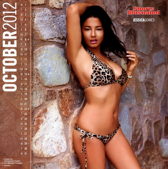 Sports Illustrated 2012 Swimsuit Calendar (14 pics)