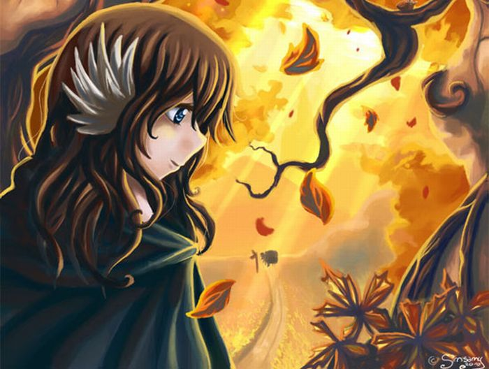 Fall Inspired Illustrations (31 pics)