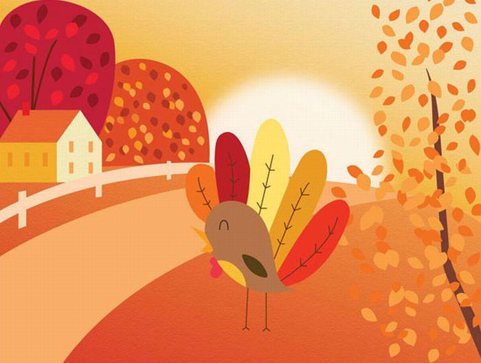 Fall Inspired Illustrations (31 pics)