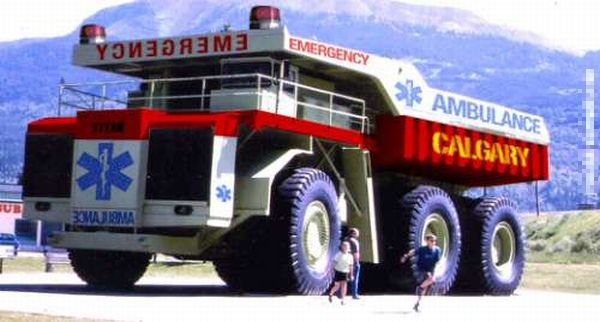 Image result for sexy ambulance