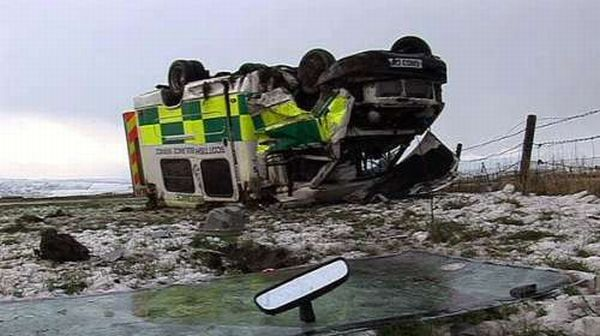 Ambulance Fails (22 pics)