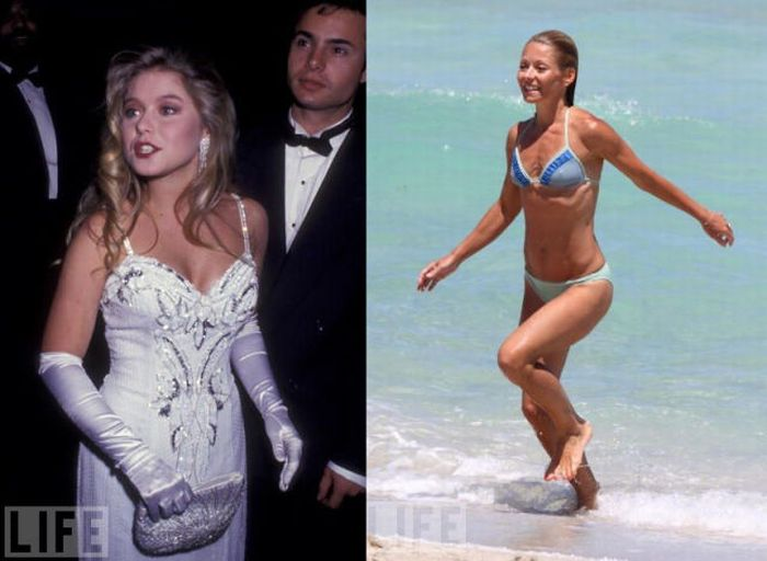 These Celebrities Look Hotter With Age (27 pics)