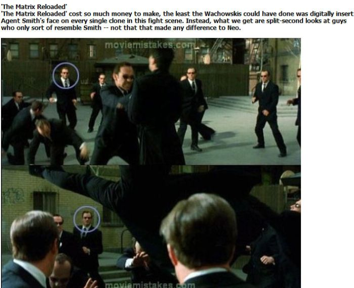 Worst Movie Mistakes in History (15 pics)