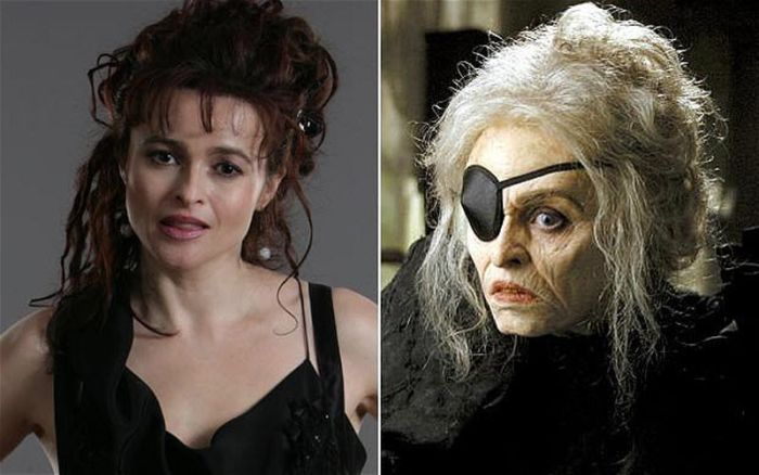 When Celebs Look Old in the Movies (8 pics)