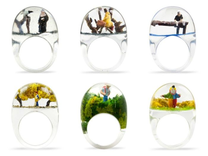 Rings That Will Tell You a Story (11 pics)