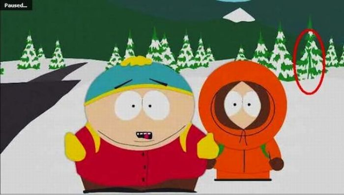 Aliens South Park (33 pics)