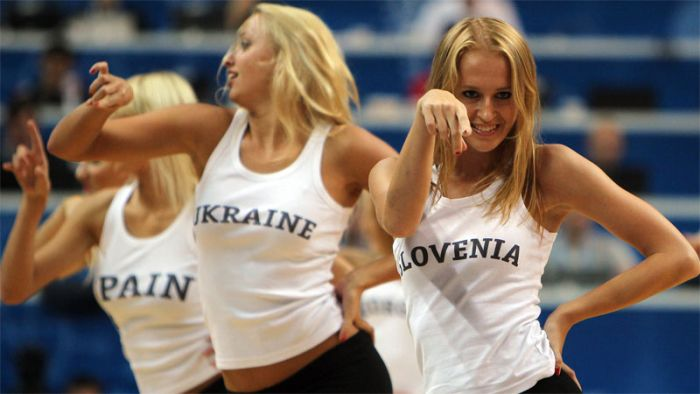 ReD Foxes Dance Team (Ukraine) (78 pics)