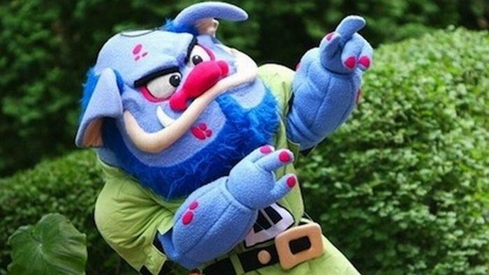 The Most Unusual College Mascots (20 pics)