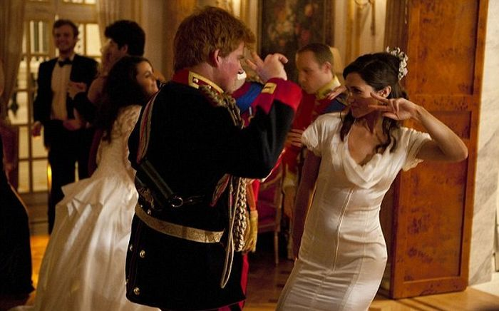 Royal Wedding. Behind the Scenes. Part 2 (7 pics)