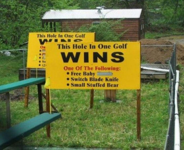 Funny Sign Fails (26 pics)