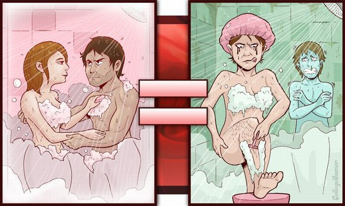 Porn-o-Vision. Part 2 (6 pics)