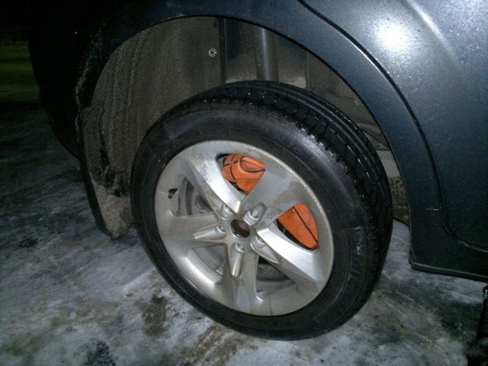 How To Remove a Wheel (12 pics)
