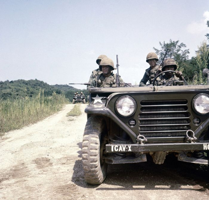 Jeeps of the US Army (58 pics)
