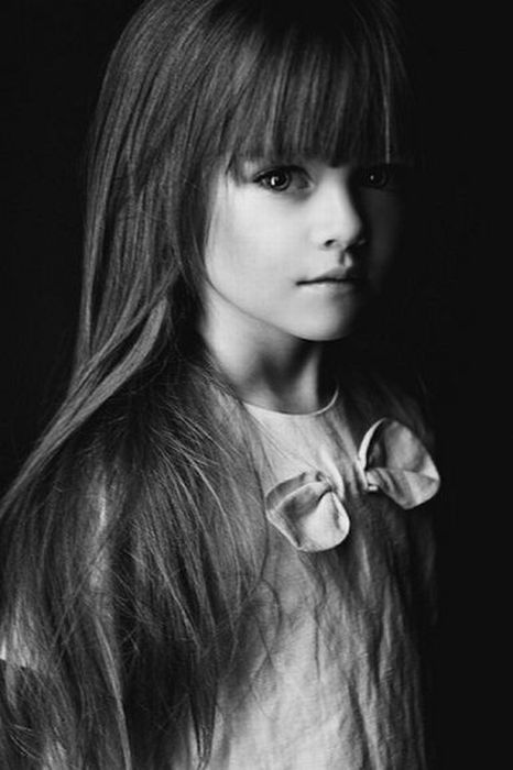 4-Year-Old Model Kristina Pimenova (28 pics)