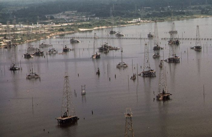 Environmental Problems of the USA in the 60's (46 pics)