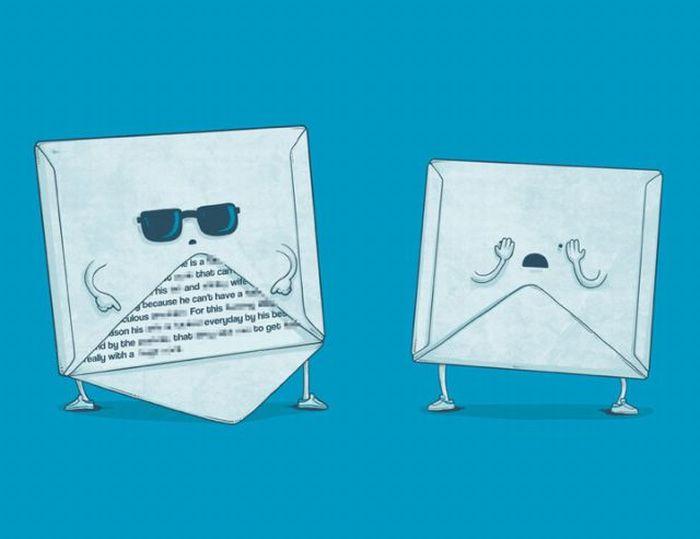 Creative Drawings for T-shirts by Nacho Diaz (28 pics)