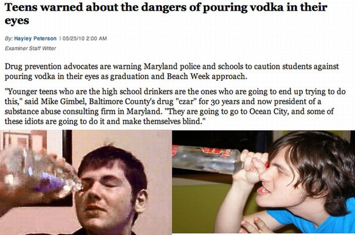 Crazy Things Kids Today Are Actually Doing (21 pics)