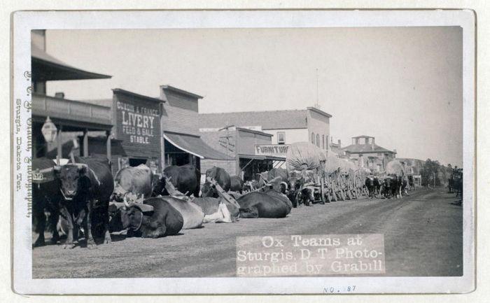 Fotos del lejano oeste