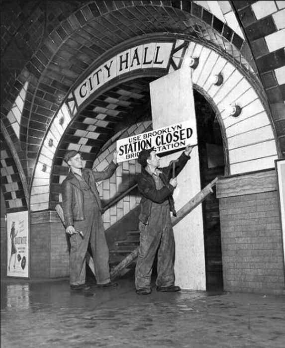 Old Photos of New York Subway (40 pics)