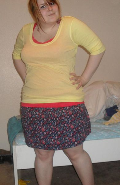Girl Lost 71 Pounds (32 kg) (15 pics)