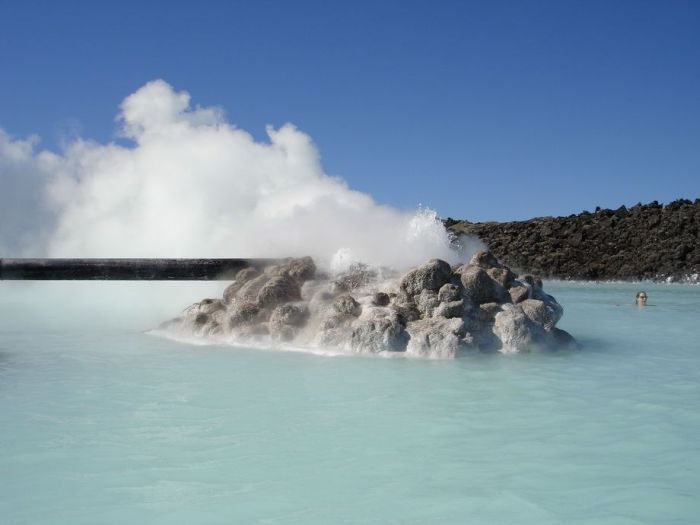 The Blue Lagoon of Iceland (28 pics)