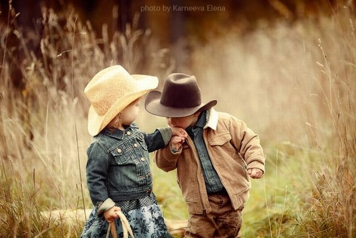 Beautiful Photos of Children (42 pics)