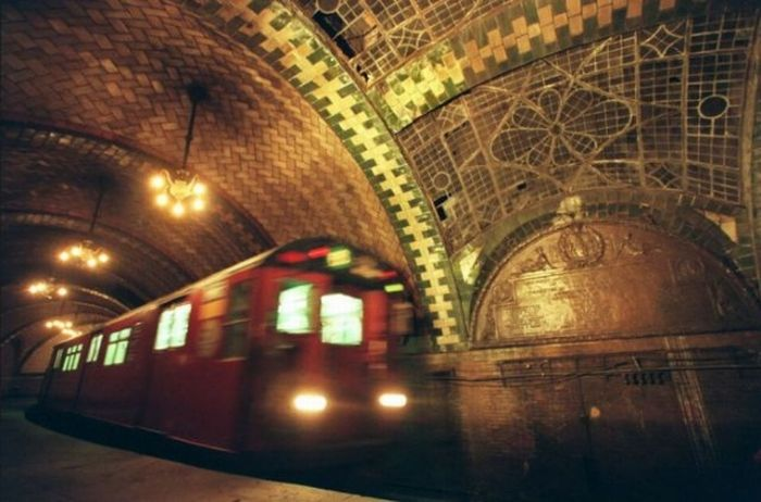 Old Photos of New York Subway. Part 2 (39 pics)