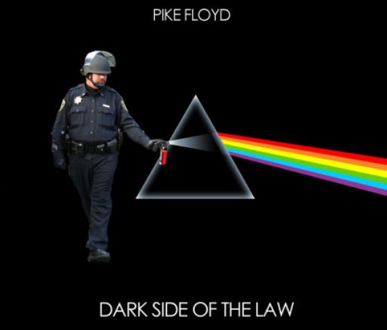 Pepper Spraying Cop Memes (45 pics + 1 gif)
