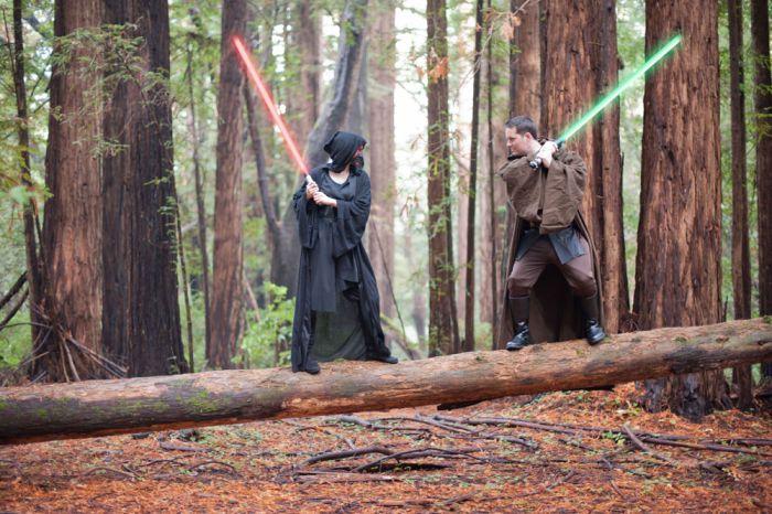 Star Wars Engagement Shoot (22 pics)