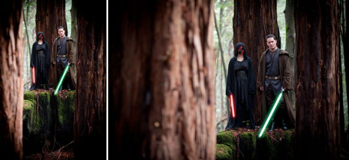 Star Wars Engagement Shoot (22 pics)