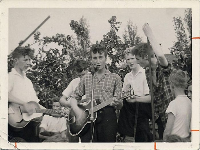 Rare Photos of The Beatles (37 pics)