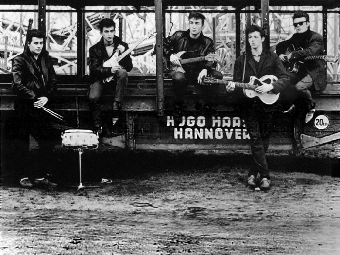 Rare Photos of The Beatles (37 pics)