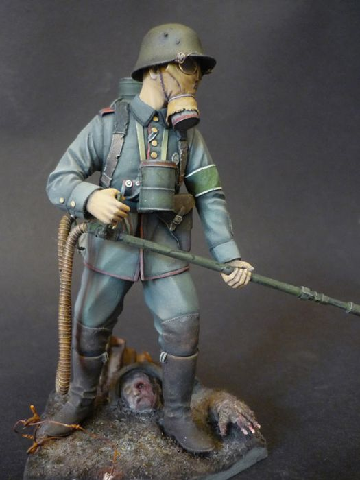 Military Miniatures (46 pics)