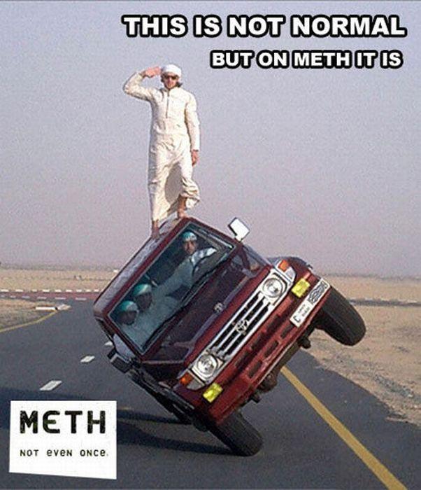 """It Is Not Normal"" Meth Memes (35 pics)"