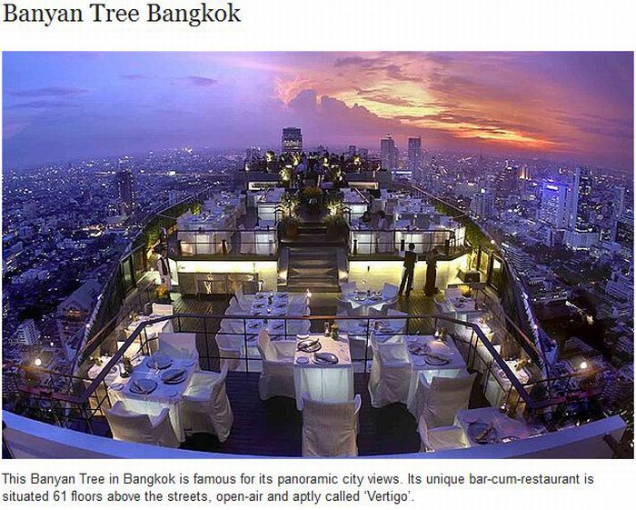 Hotels with Most Amazing Views (10 pics)