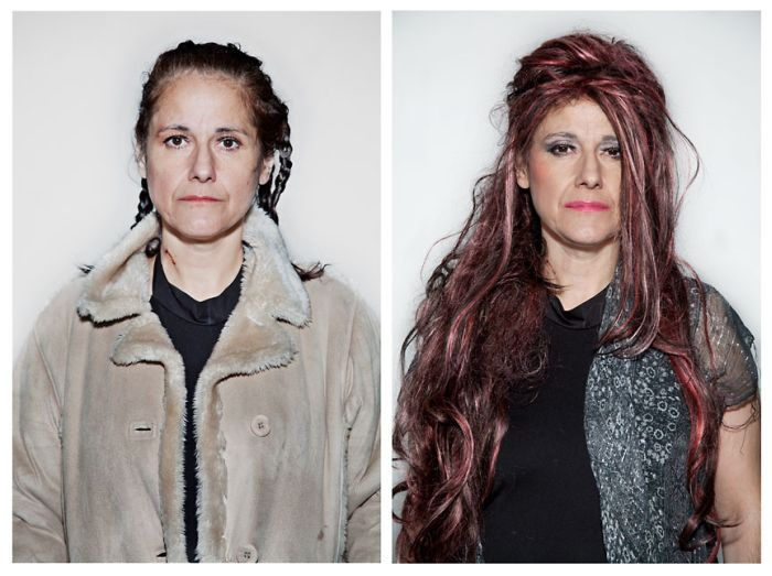 Wig Outs. Meth Addicts from Vancouver (11 pics)