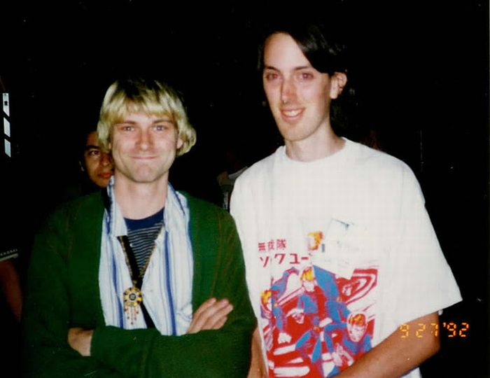 Rare Pictures of Kurt Cobain (46 pics)