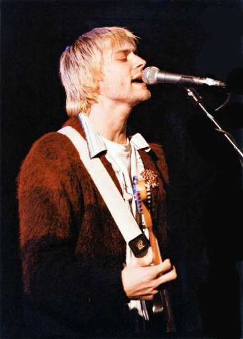 Kurt Cobain and Courtney Love Rare Footage - YouTube